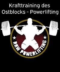 Cover Krafttraining des Ostblocks - Powerlifting