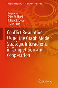 Cover Conflict Resolution Using the Graph Model: Strategic Interactions in Competition and Cooperation