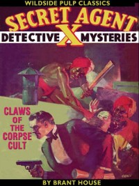 Cover Secret Agent X: Claws of the Corpse Cult