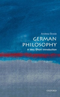 Cover German Philosophy: A Very Short Introduction