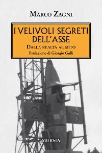 Cover I velivoli segreti dell'Asse