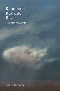 Cover Remnants Restante Reste