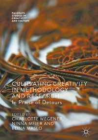 Cover Cultivating Creativity in Methodology and Research