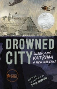 Cover Drowned City