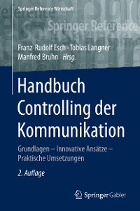 Cover Handbuch Controlling der Kommunikation