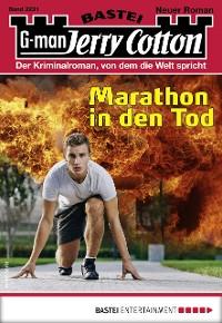 Cover Jerry Cotton 3231 - Krimi-Serie