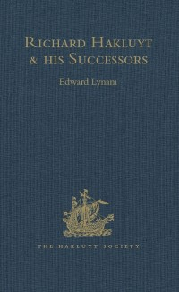 Cover Richard Hakluyt and his Successors