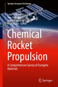 Cover Chemical Rocket Propulsion