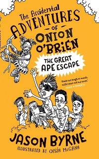 Cover The Accidental Adventures of Onion O' Brien