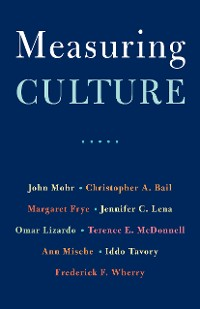 Cover Measuring Culture