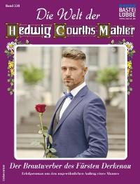 Cover Die Welt der Hedwig Courths-Mahler 538 - Liebesroman