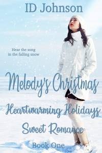 Cover Melody's Christmas: Heartwarming Holidays Sweet Romance Book 1