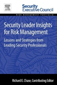 Cover Security Leader Insights for Risk Management