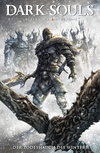 Cover Dark Souls, Band 2 - Der Todeshauch des Winters