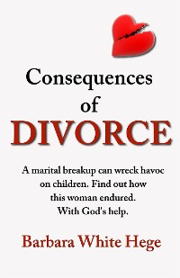 Cover Consequences of Divorce