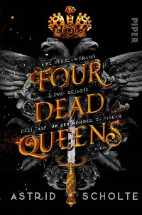 Cover Four Dead Queens