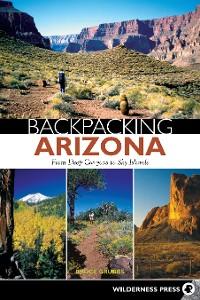 Cover Backpacking Arizona