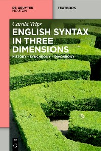 Cover English Syntax in Three Dimensions