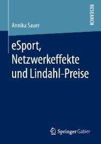 Cover eSport, Netzwerkeffekte und Lindahl-Preise