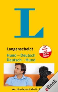 Cover Langenscheidt Hund-Deutsch/Deutsch-Hund