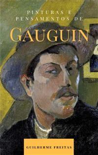 Cover Pinturas e pensamentos de Gauguin