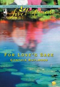 Cover For Love's Sake (Mills & Boon Love Inspired)