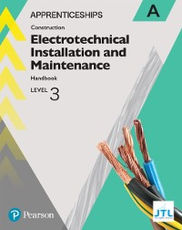 Cover Apprenticeship Level 3 Electrotechnical (Installation and Maintenance) Learner Handbook A ebook
