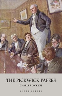 Cover Pickwick Papers