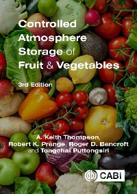 Cover Controlled Atmosphere Storage of Fruit and Vegetables