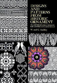 Cover Designs and Patterns from Historic Ornament