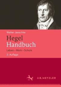Cover Hegel-Handbuch
