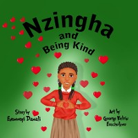 Cover Nzingha and Being Kind