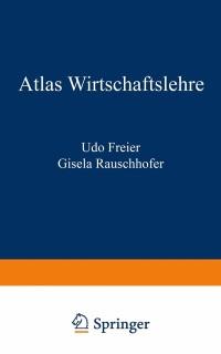 Cover Atlas Wirtschaftslehre