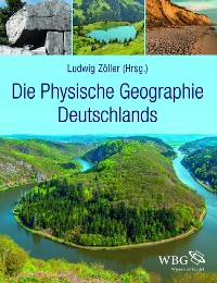 Cover Die Physische Geographie Deutschlands