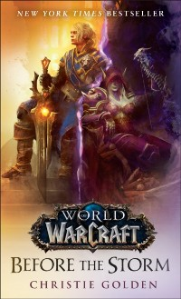 Cover Before the Storm (World of Warcraft)
