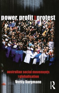Cover Power, Profit and Protest