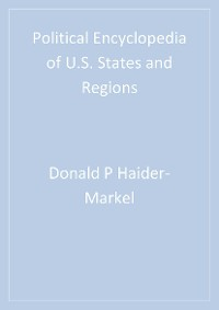 Cover Political Encyclopedia of U.S. States and Regions