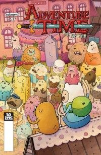 Cover Adventure Time #47