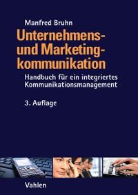 Cover Unternehmens- und Marketingkommunikation