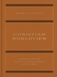 Cover Christian Worldview