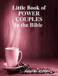Cover Little Book of Power Couples In the Bible