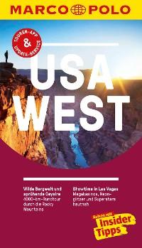Cover MARCO POLO Reiseführer USA West