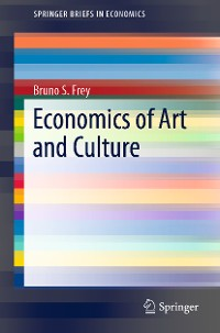Cover Economics of Art and Culture