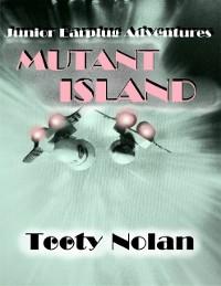 Cover Junior Earplug Adventures: Mutant Island