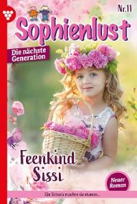 Cover Sophienlust - Die nächste Generation 11 – Familienroman