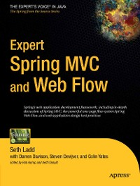 Cover Expert Spring MVC and Web Flow