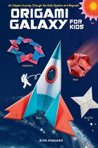 Cover Origami Galaxy for Kids Ebook