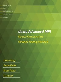 Cover Using Advanced MPI