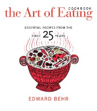 Cover The Art of Eating Cookbook