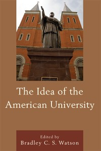 Cover The Idea of the American University